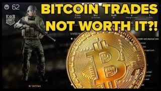 Bitcoin trade escape from tarkov