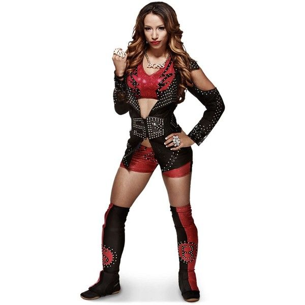 NXT Diva Sasha Banks The Boss ❤ liked on Polyvore featuring home, home decor and small item storage