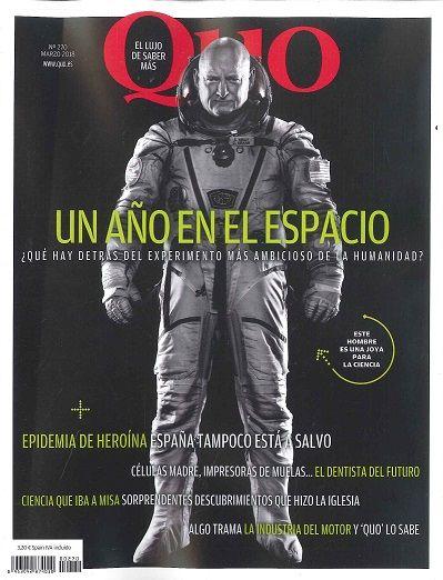 """CIENCIA. """"Quo"""" La revista para mentes inquietas. Artículos e imágenes impactantes de ciencia, salud, tecnología y naturaleza."""