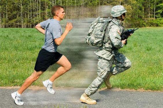 Army PFT How to use interval training to improve run time