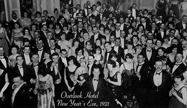 Overlook Hotel New Year's Eve 1921 - The Shining by ... Stephen King