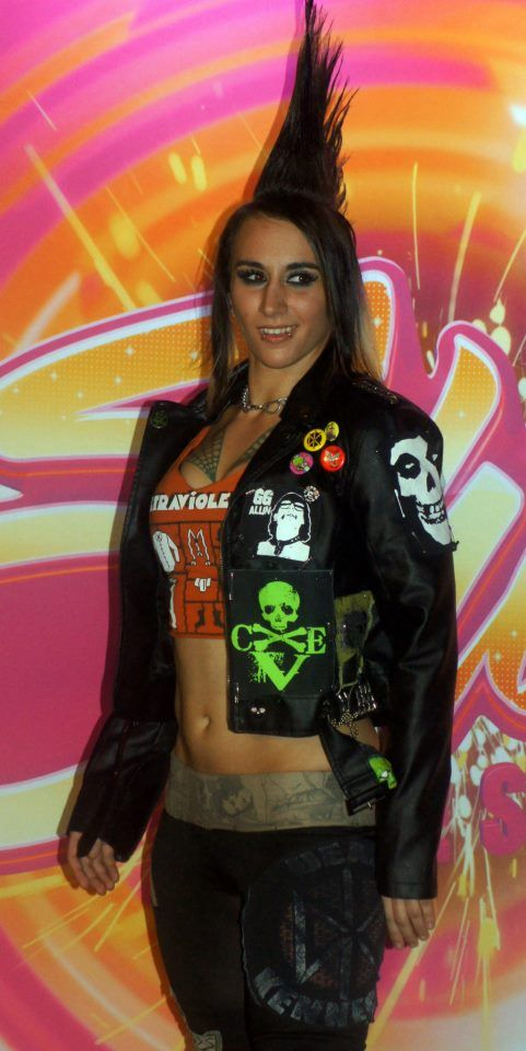 Christina Von Eerie (CVE)