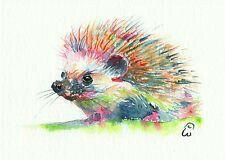A beautiful watercolor ♡