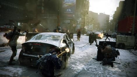First look: The Division preview: Ubisoft's surprisingly deep RPG has an air of Destiny about it