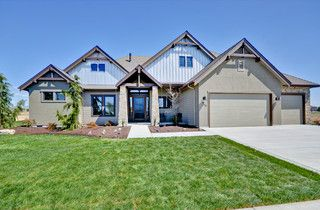 The Sawtooth by Boise House Hunters