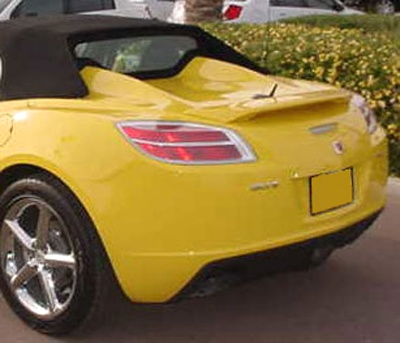 Amazing Saturn Sky In Sunburst Yellow