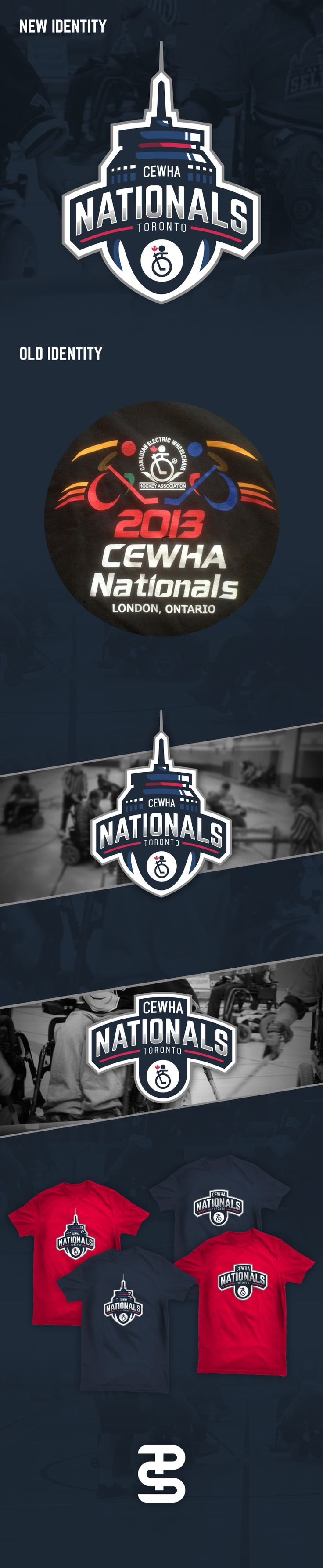 CEWHA 2014 Nationals Identity on BehanceCrocodile - American Logo Sport Theme