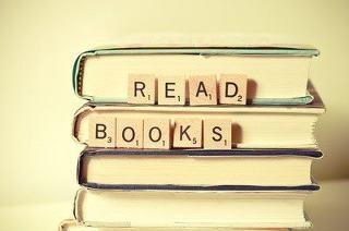 Read books!: Worth Reading, Idea, Books Worth, Scrabble Tiles, Olivia Joy, Art Prints, Read Books, Bookworm
