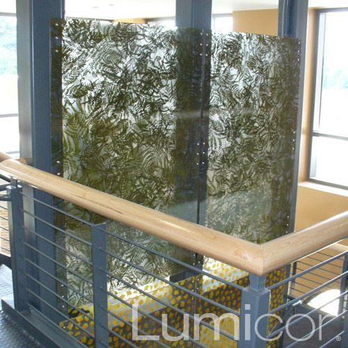 Decorative Lumicor Panels