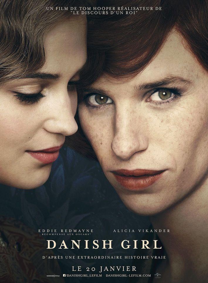 The Danish Girl, David Ebershoff (2016)