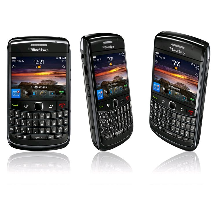 A new RIM BlackBerry device, the BlackBerry Bold 9780 and it's a HSDPA 3G smartphone comes with sophisticated QWERTY keyboard and optical trackpad.