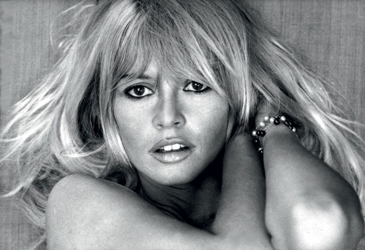Bert Stern - Brigitte Bardot, Saint-Tropez 1961