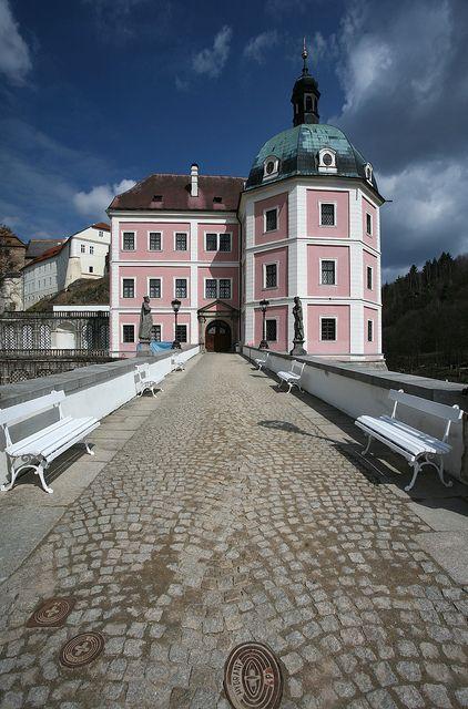 Becov Castle - Karlovarsky, Czech Republic