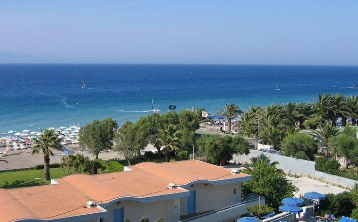 Vakantie Rhodos Trianda Ialyssos - strand