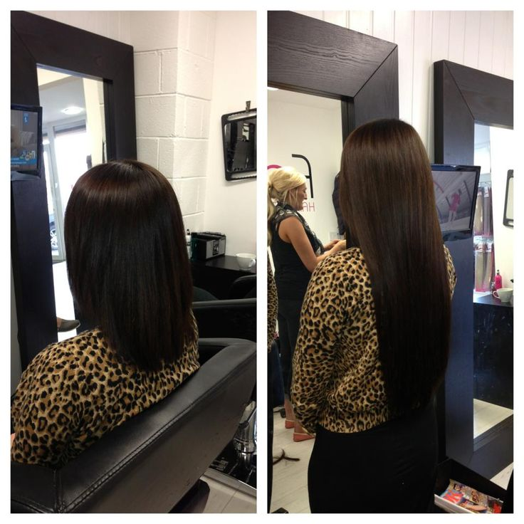 29 best foxy before after images on pinterest colours hair full head of pre bonded hair extensions in 20 inch fitted at our kingston park salon pmusecretfo Image collections