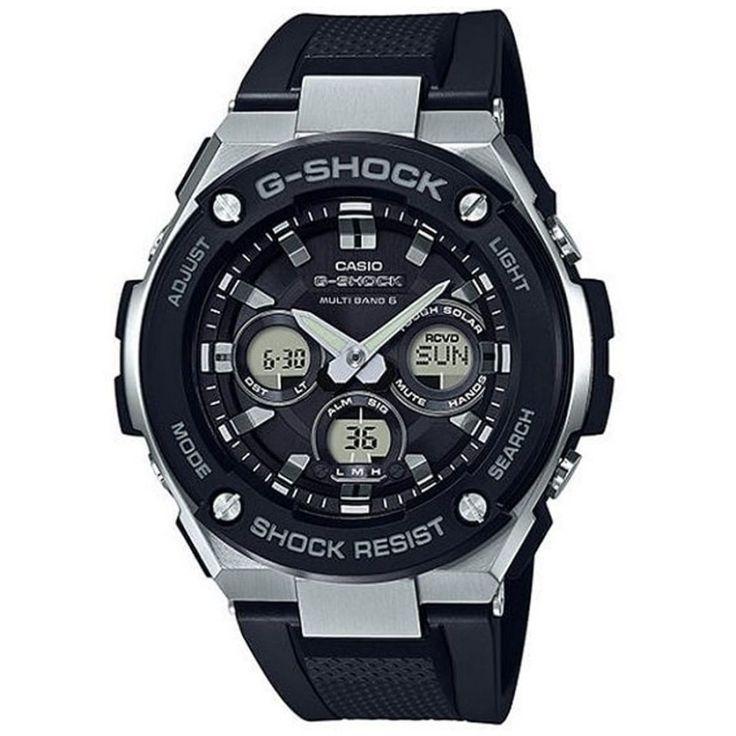 Reloj Casio G-Shock Hombre Cronógrafo GST-W300-1AER