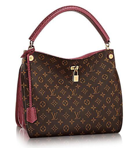 Louis Vuitton Gaia N92413 Handbags
