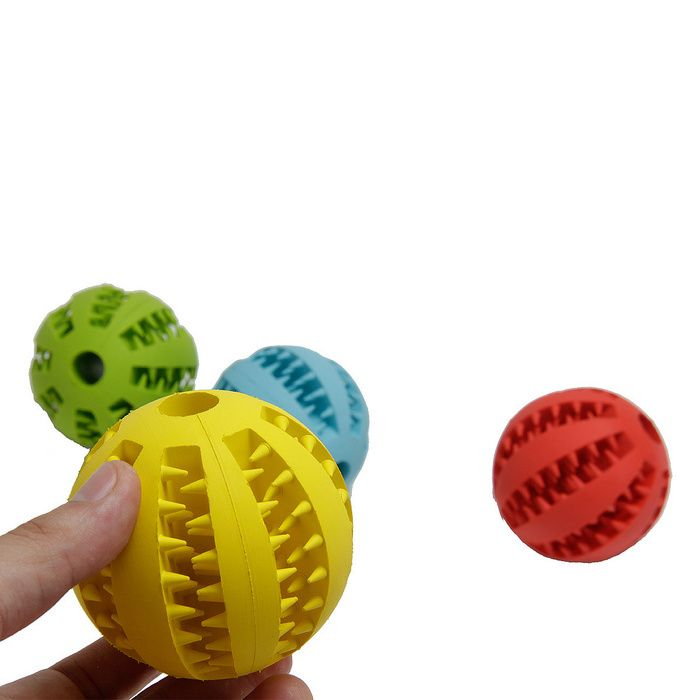 Watermelon Tooth Ball Pet Dog Toy Ball Anti Grinding Tooth Ball
