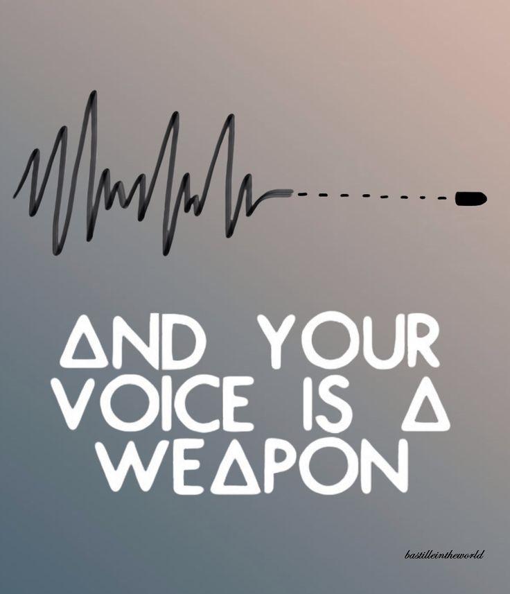 weapon lyrics- Other People's Heartache by Bastille