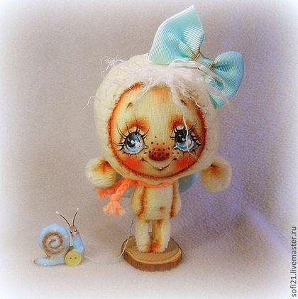 Мышка-букашка Эля и ее Уля) - кукла,авторская игрушка,мышка,букашка,разные