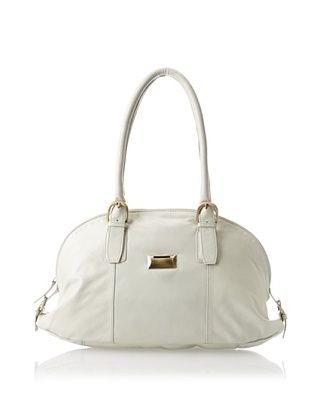 65% OFF Latico Women's Taylor Coinkeeper Domed Tote, Stone