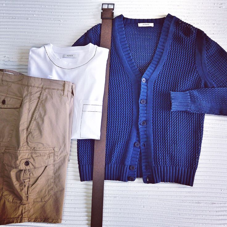 #AlphaStudio essentials of Tuesday!!   #SS2015 #outfitoftheday #outfit #menstyle #menswear #men #menfashion #fashion #glamour #florence #knitwear #color #yarn #stitch #cotton #shirt #stylish #stylishoutfit