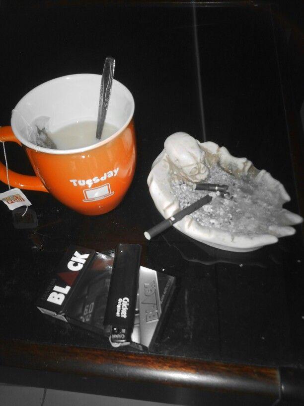 Tea and cigars