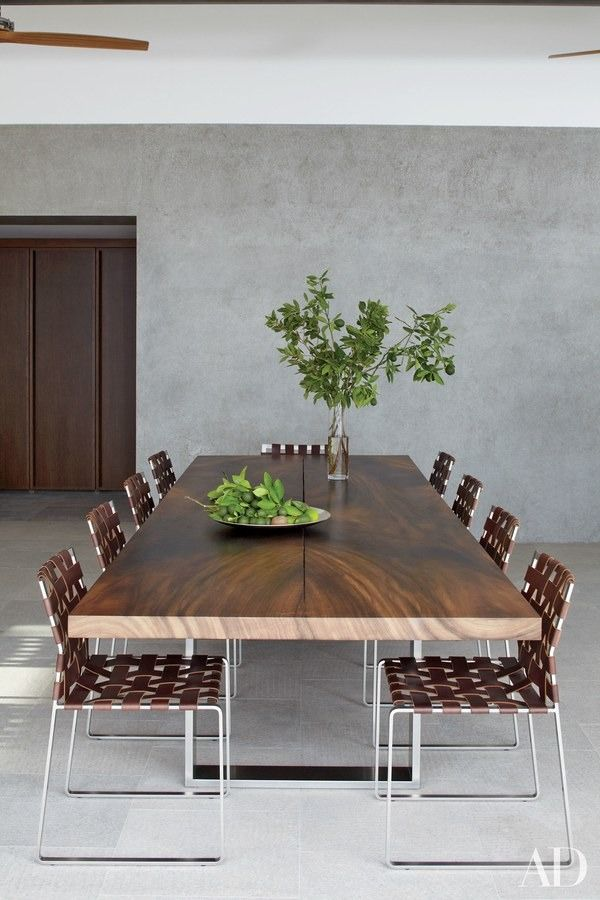 11 minimalist dining rooms with big impact. beautiful ideas. Home Design Ideas