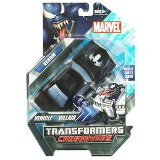 Marvel Legends Transformers Crossovers - Venom: Toys & Games