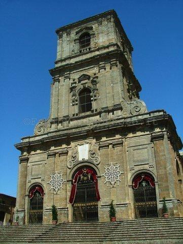 Il Duomo di #Enna  Santa Maria della Visitazione http://buff.ly/1yjJmM9  #typicalsicily