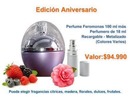 Perfumes, Aceites, Splash y estractos con feromonas