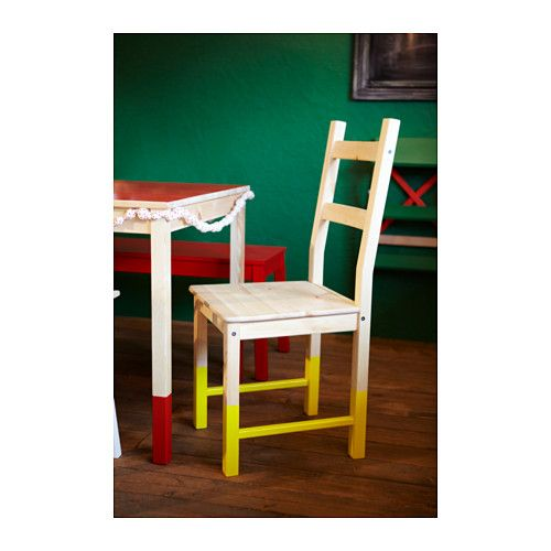 IVAR Chair - IKEA Painted Legs