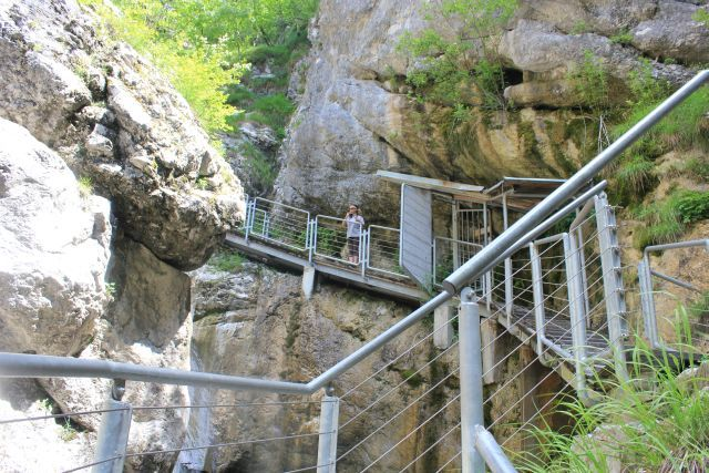 Grotte di Škocjan - Škocjan Cave - Slovenia http://kialacamper.altervista.org/joomla/diariviaggiestero/1529-primo-assaggio-d-estate-meravigliosa-slovenia?showall=1