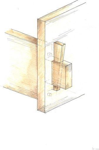 Grüne Erde Möbel verwenden metallfreie und passgenaue Verbindungen aus Holz: Schön, hochwertig & nachhaltig. Hier erfahren Sie mehr!