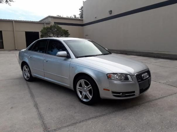 2008 #Audi #A4 for sale The ride is very comfortable and quiet, the vehicle holds the road extremely well. The styling of the car is beautiful inside and out. Great combination of power and fuel economy, excellent traction, this car will go anywhere, smooth and comfortable. Price: $5900 See car here: https://repokar.com/car/4816/Audi/A4/California/San-Diego/2008-Audi-A4