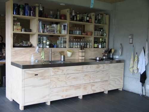 underlayment keuken