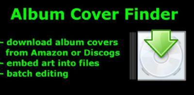Album Cover Finder, aplicación para Android que baja la portada de cada uno de tus MP3