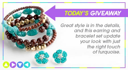 It's time to accessorize! Pin It To Win It! https://www.facebook.com/gordmans/app_145553238947531#gteamstyle