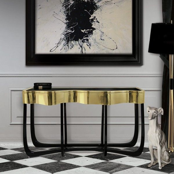 Boca Do Lobo   Sinuous #Console. Made For Those Who Love Harmonious Lines  Mixed · Contemporary FurnitureLuxury ...