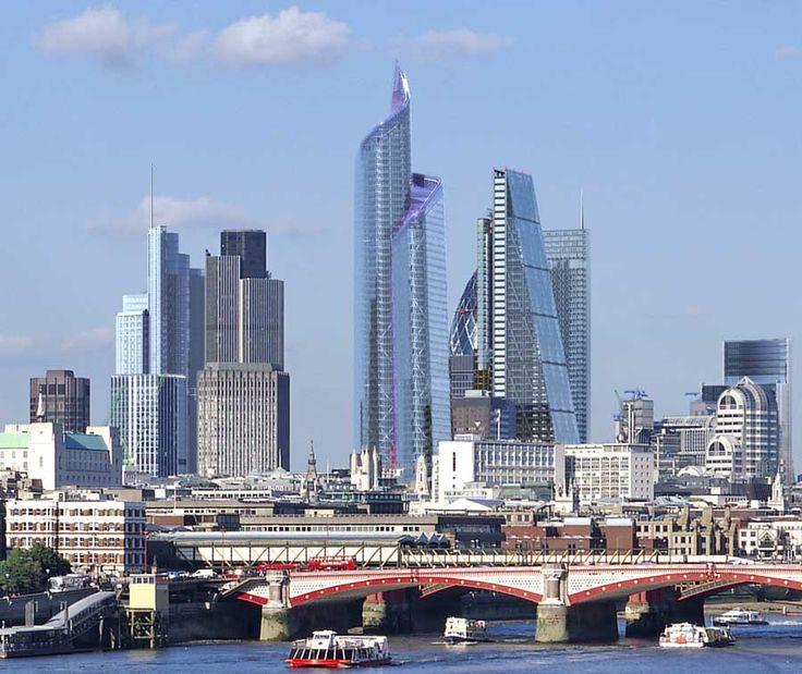 London Modern Buildings - Google Search
