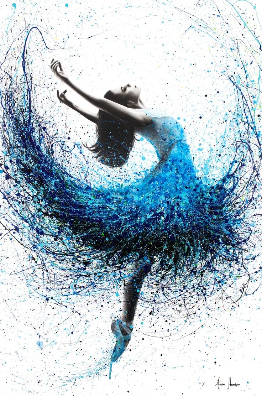 танцы в голубом картинки второй части