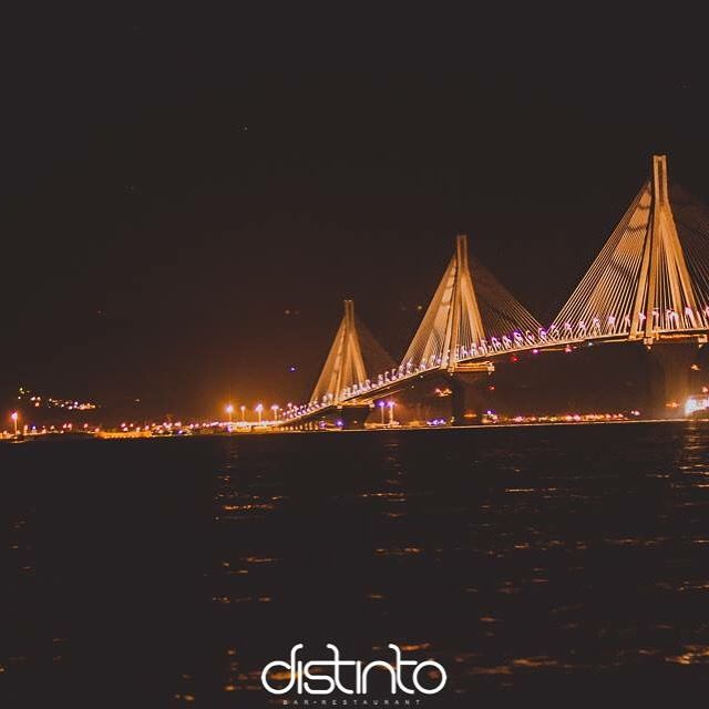 under the bridge #distinto #distinto_bar_restaurant