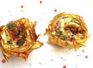 Italian food - Carciofi alla giudea