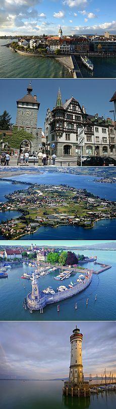 Живописные пейзажи Bodensee!Знаменитое Боденское озеро (Bodensee) с живописными пейзажами является настоящей австрийской жемчужиной и европейской душой. Оно не полностью принадлежит Австрии, так как находится еще во владении Германии и Швейцарии.