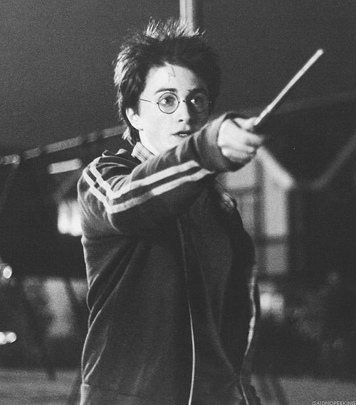 harry potter- I love this pic
