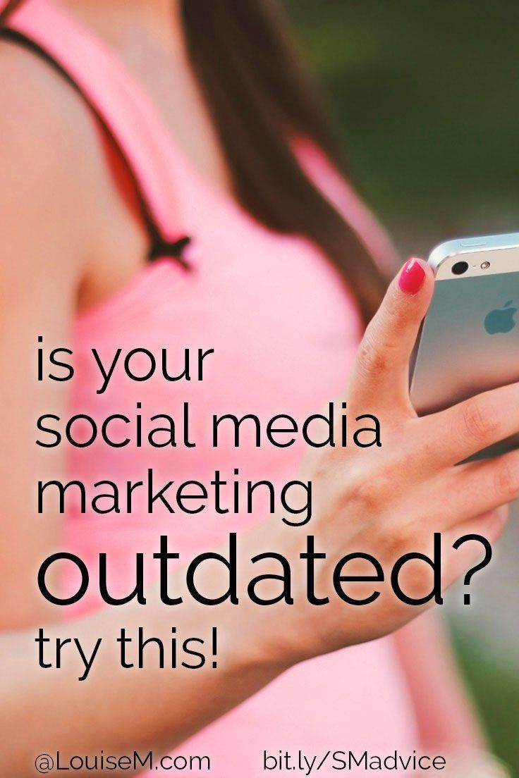 Social media marketing tips: Are you using old social media advice? Click to blog to learn 4 social media marketing misconceptions that may have been true before, but are no longer useful. Grow your business and blog by getting the latest!