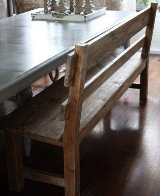 25 beste idee n over houten bank op pinterest tuinmeubilair sofa ontwerp en stoel ontwerp - Kleur idee entreehal ...