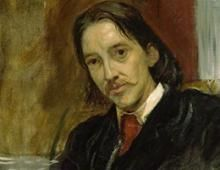 Read about Robert Louis Stevenson (1850-1894) and hear a poem read online at Poetry Archive