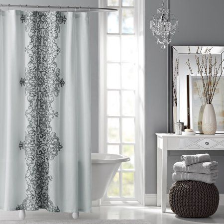 Home Fabric Shower Curtains Long Shower Curtains Shower