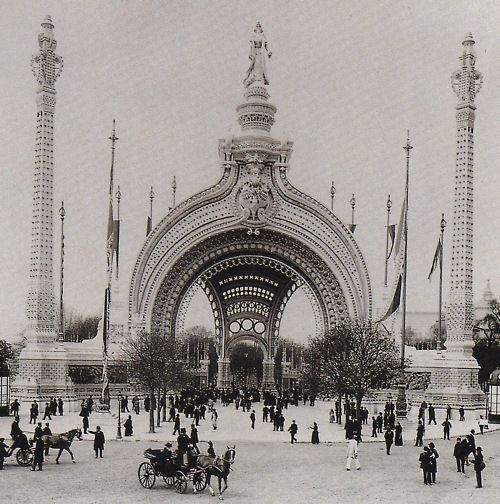 1900's World Fair Paris